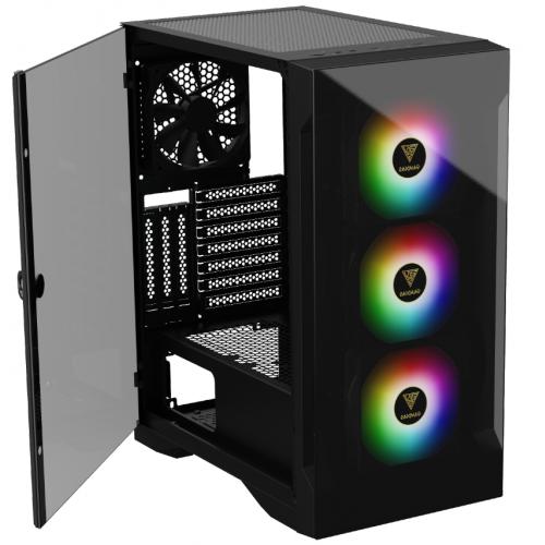 PG COLUMBIA AMD Ryzen 5 2600X, 16Gb Ram, 256Gb SSD, 4Gb DDR6 GTX1650 Ekran Kartı, 600W Kasa, Free Dos GAMING PC