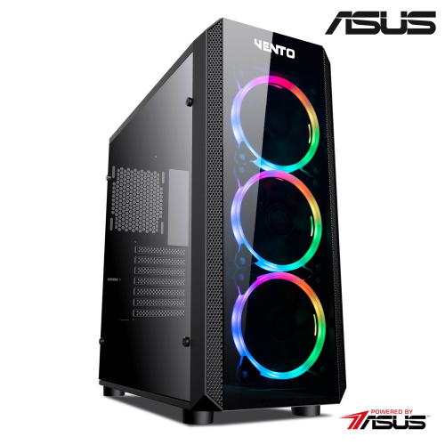 ELITE AMD Ryzen 5 3600, 8Gb Ram, 240Gb SSD, 8Gb DDR5 RX580 Ekran Kartı, 500W Power, Free Dos GAMING PC
