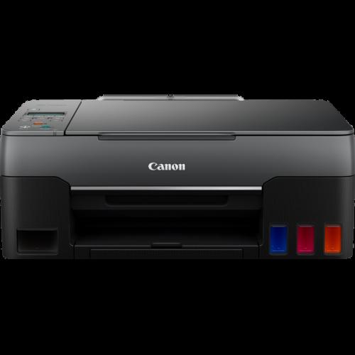 CANON G3460 Renkli Mürekkep Tanklı Yazıcı, Tarayıcı, Fotokopi, Wifi +1 Şişe Orijinal Siyah Mürekkep Hediye
