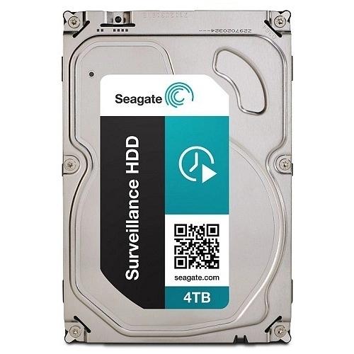 """SEAGATE SKYHAWK 3,5"""" 4TB 64Mb ST4000VX000, 5900Rpm, Güvenlik HDD"""