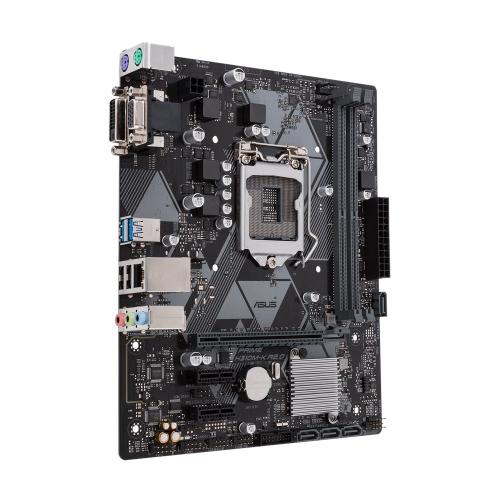 ASUS PRIME H310M-K R2,0 DVI D-SUB LGA1151 8-9.Nesil