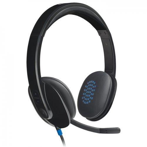 LOGITECH H540 Kulaklık+Microfon 981-000480