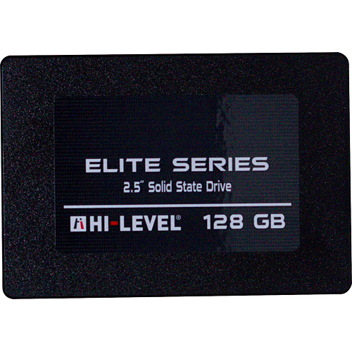 HI-LEVEL HLV-SSD30ELT/128G 128GB 560/540 SATA SSD ELITE SERIES