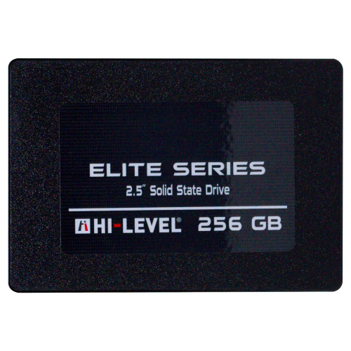 HI-LEVEL HLV-SSD30ELT/256G 256GB 560/540 SATA SSD ELITE SERIES