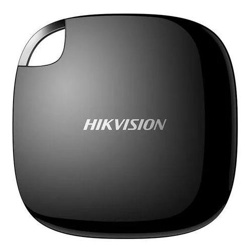 HIKVISION HS-ESSD-T100I, 480Gb, 450/400, USB3,1, TypeC, Piano Black, Harici Taşınabilir SSD Disk