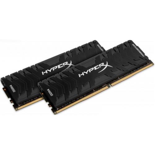 KINGSTON HX430C15PB3K2/16 2x8G DDR4 3000Mhz HyperX Predator, Desktop Gaming RAM