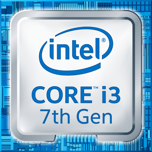 INTEL i3-7100 2 Core, 3.90Ghz, 3Mb, 51W, LGA1151, 7.Nesil, TRAY, (Grafik Kart VAR, Fan YOK)