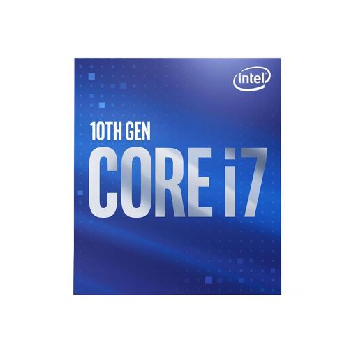 INTEL i7-10700 8 Core, 2.90Ghz, 16Mb, 65W, LGA1200, 10.Nesil, BOX, (Grafik Kart VAR, Fan VAR)