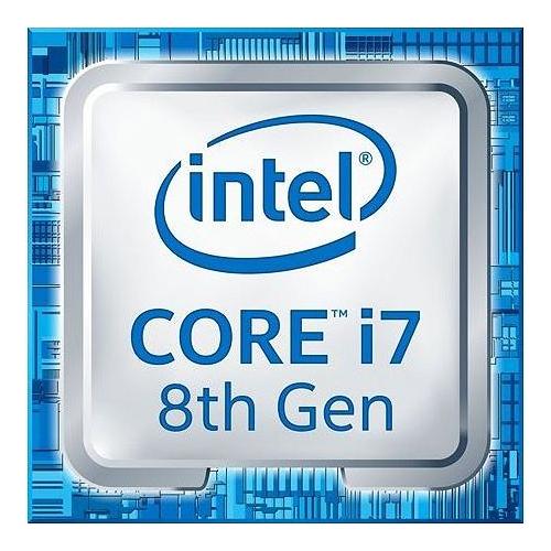 INTEL i7-8700 6 Core, 3.20Ghz, 12Mb, 65W, LGA1151, 8.Nesil, TRAY, (Grafik Kart VAR, Fan YOK)