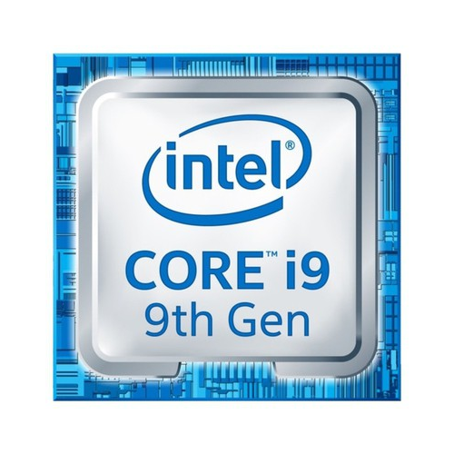 INTEL i9-9900KF 8 Core, 3.60Ghz, 16Mb, 95W, LGA1151, 9.Nesil, TRAY Kutusuz, (Grafik Kart YOK, Fan YOK)