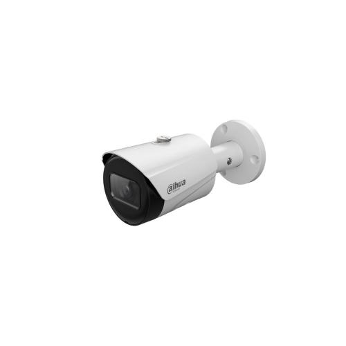 DAHUA IPC-HFW1230S-S-0280B 2Mpix, 2,8mm Lens, SD Kart, Starlight, H265+, 30Mt Gece Görüşü, IP67, PoE Bullet IP Kamera