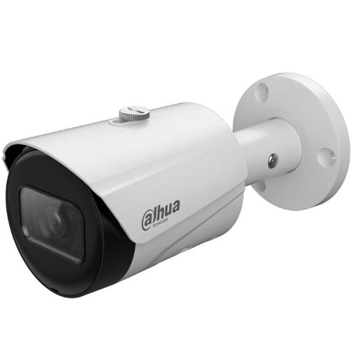 DAHUA IPC-HFW1230S-S-0360B 2Mpix, 3,6mm Lens, SD Kart, Starlight, H265+, 30Mt Gece Görüşü, IP67, PoE Bullet IP Kamera