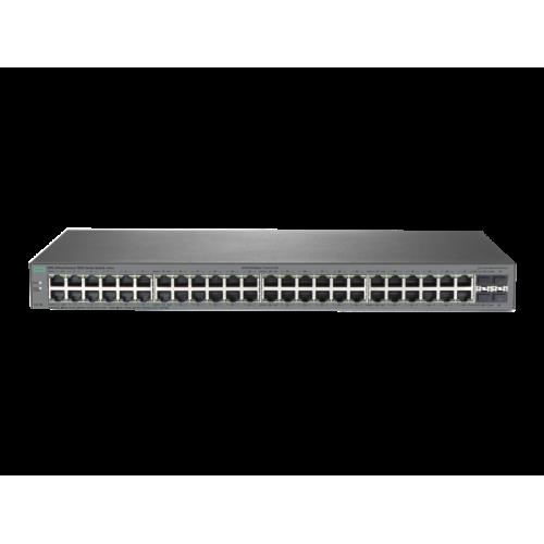 HP J9981A (V1820-48G) 48Port Gigabit, 4xSFP Port, Rack mount, Yönetilebilir Switch