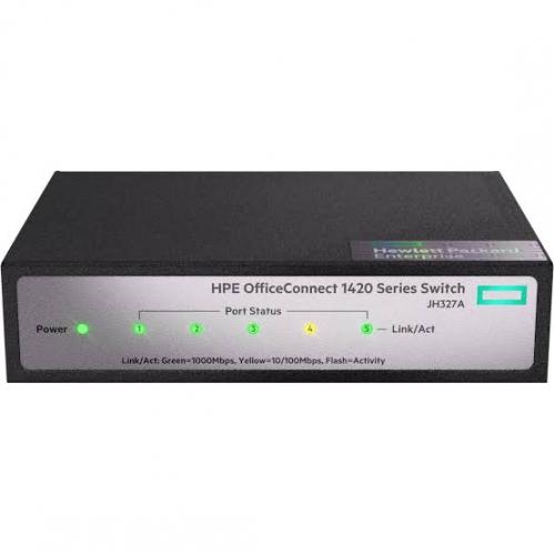 HP JH327A 1420-5G 5Port Gigabit Switch