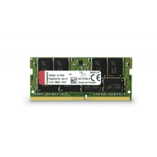 KINGSTON KCP424SD8/16 16Gb 2400M DDR4 Sodimm Notebook RAM, 1,2V