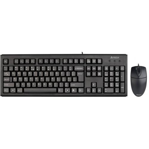 A4-Tech KM-72620D USB Standart Türkçe Q Klavye/Mouse Set