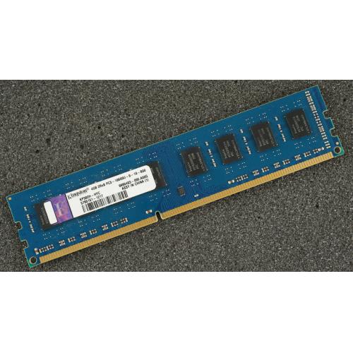 KINGSTON 4Gb 1333Mhz DDR3 (16 Chip) Kutusuz Desktop RAM