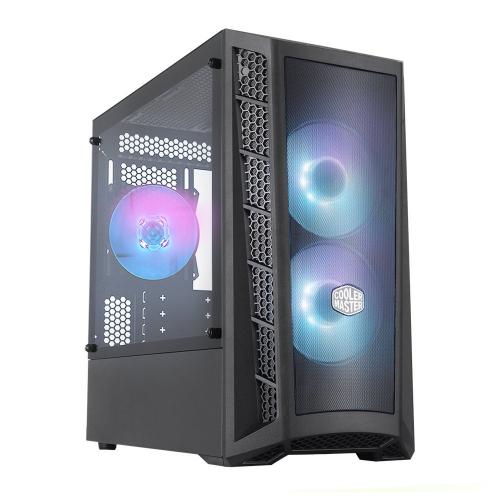 Cooler Master MasterBox MB311L 600W RGB Tempered Glass GAMING KASA