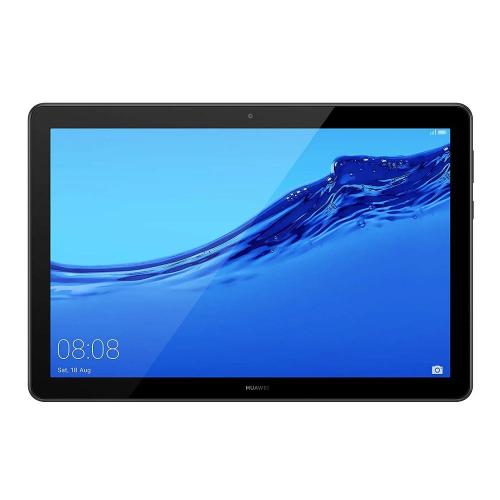 """HUAWEI MEDIAPAD T5 10,1"""" AGS2-W09 16Gb Bellek, 2Gb Ram, Wifi, 2Mpix Ön 5Mpix Arka Kamera, Android Tablet PC, Siyah"""