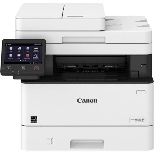 CANON MF445DW Lazer Yazıcı, Tarayıcı, Fotokopi, Fax, Wifi, Lan, Duplex