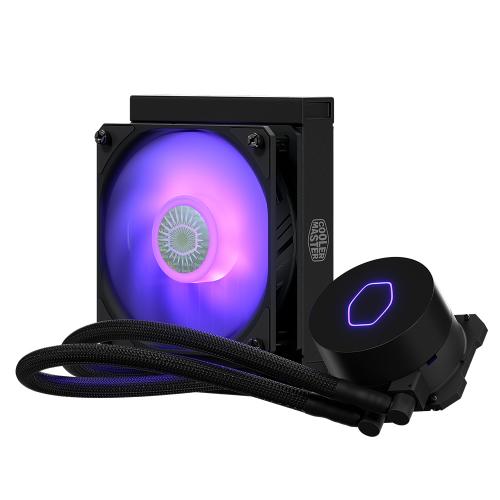 Cooler Master MasterLiquid (MLW-D12M-A18PC-R2) ML120L V2 RGB 120mm Sıvı Soğutma