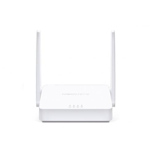 MERCUSYS MW302R 3 Port 300Mbps WiFi Router 2x5dBi