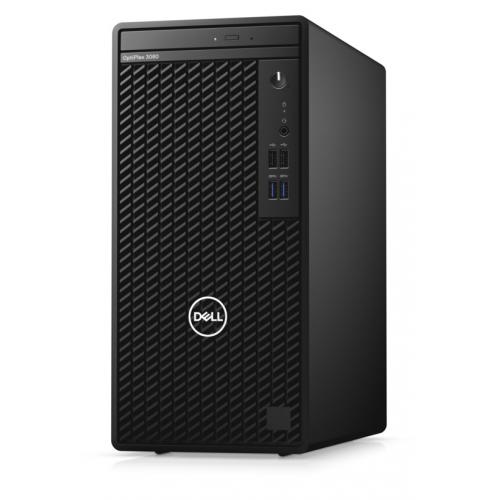 DELL Optiplex 3080-MT i5-10500 N009O3080MT_U 8Gb Ram, 1TB HDD, Paylaşımlı Ekran Kartı, Free Dos Masaüstü PC
