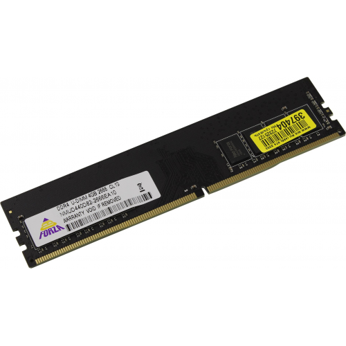 NeoForza 8Gb DDR4 2666Mhz NMUD480E82-2666EA10 CL19 RAM