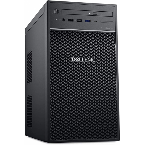DELL PET40TR1 T40 Intel Xeon E-2224G 1x8Gb Ram, 1x1Tb HDD, 1x300W Power, TOWER SERVER