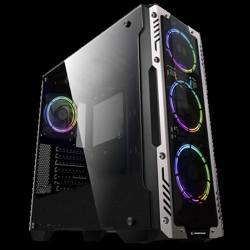 PG CORNELL AMD Ryzen 5 3500, 16Gb Ram, 256Gb SSD, 12Gb DDR6 RX6700XT Ekran Kartı, 600W Kasa, Free Dos GAMING PC