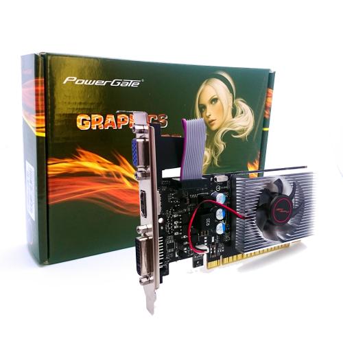 POWERGATE PG-GT420-2048-128 2Gb GDDR3 HDMI, DVI, Analog Ekran Kartı