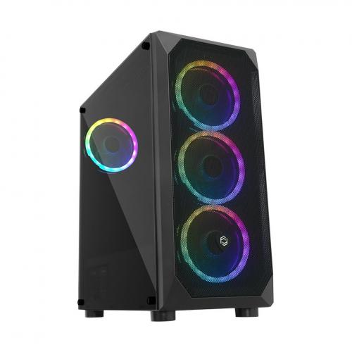 PG SONIC-34 AMD Ryzen 5 3400G, 16Gb Ram, 256Gb SSD, Radeon VEGA11 Paylaşımlı Ekran Kartı, 600W Kasa, Free Dos GAMING PC