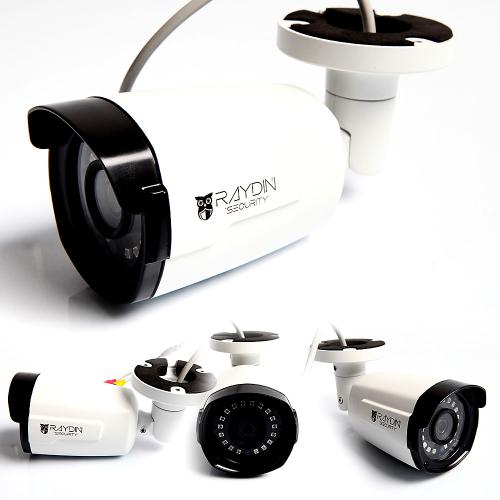 RAYDIN PIXEL-A15 2Mpix, 18adet Led, 30Mt Gece Görüşü, 3,6mm Lens, Metal Bullet Kamera