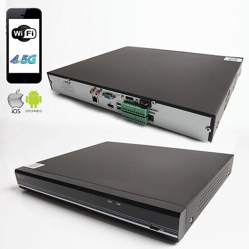 RAYDIN RADYUM-A32 5Mpix, H265, 32Kanal Video, 2 HDD, UHD 1944P Kayıt, 200Mbps Bant Genişliği, RaydınView NVR