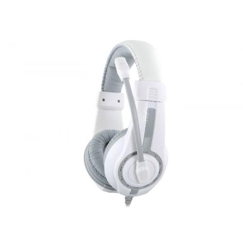 RAMPAGE SN-R1 Gaming Mikrofonlu Kulaklık (Beyaz Gri)