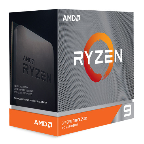 AMD RYZEN 9 3950X 16 Core, 3,50-4.70GHz 72Mb Cache 105W FAN YOK AM4 BOX