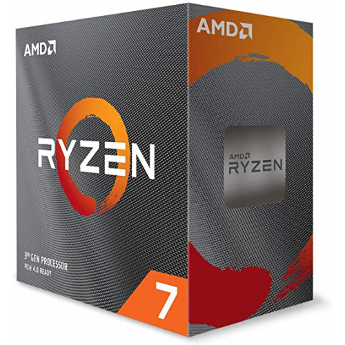 AMD RYZEN 7 3800XT 8 Core, 3,90-4.70GHz 36Mb Cache 105W FAN YOK AM4 BOX