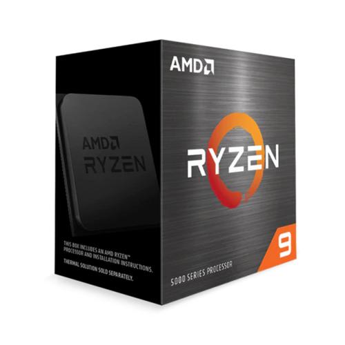 AMD RYZEN 9 5900X 12 Core, 3,70-4.80GHz, 70Mb Cache, 105W, AM4 Soket, FAN YOK, BOX (Kutulu)