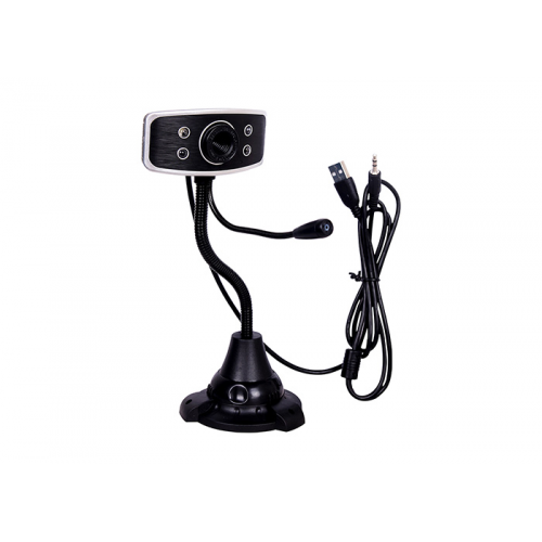 EVEREST SC-825 300K 480P Görüş Ledli Microfonlu, Usb Webcam