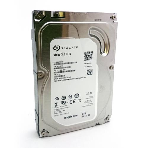 """SEAGATE Video 3,5"""" 2TB 64Mb ST2000VM003, 5900Rpm, 7/24 Güvenlik HDD"""
