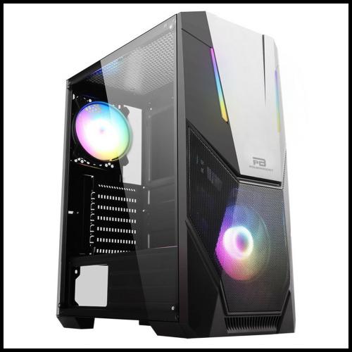 PG SHADOW AMD Ryzen 5 3400G, 16Gb Ram, 250Gb SSD, Radeon RX VEGA11 Paylaşımlı Ekran Kartı, 500W Kasa, Free Dos GAMING PC