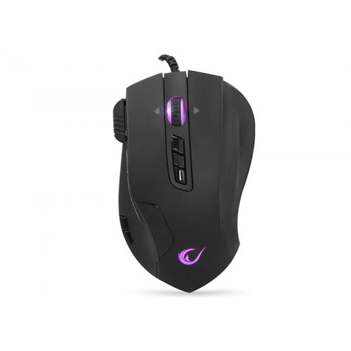 RAMPAGE SMX-R37 BLAZEFURY Gaming Mouse. RGB, MACRO, 16400DPI, USB