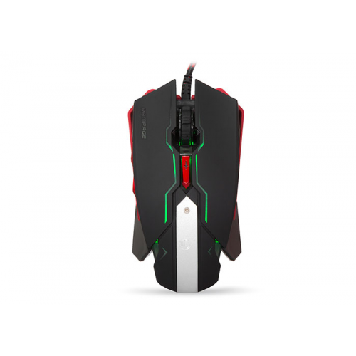 RAMPAGE SMX-R8 Gaming Mouse. 7 COLOR, MACRO, 4000DPI, USB