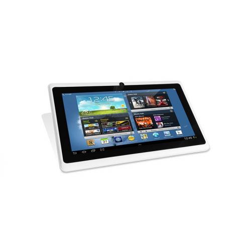 """QUADRO SoftTouch6 Quad Core 7""""/8Gb/1Gb Tablet"""
