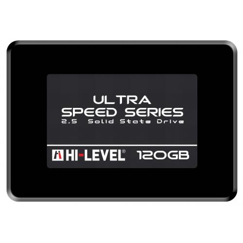 HI-LEVEL HLV-SSD30ULT/120G 120GB 550/530 SATA SSD ULTRA SERIES