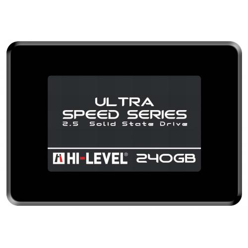 HI-LEVEL HLV-SSD30ULT/240G 240GB 550/530 SATA SSD ULTRA SERIES