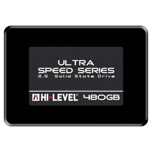 HI-LEVEL HLV-SSD30ULT/480G 480GB 550/530 SATA SSD ULTRA SERIES