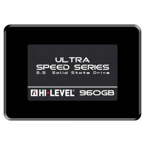HI-LEVEL HLV-SSD30ULT/960G 960GB 550/530 SATA SSD ULTRA SERIES