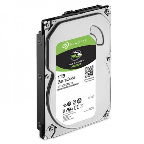 "SEAGATE Barracuda 3,5"" 1TB 64Mb ST1000DM010, 72000Rpm, Desktop HDD"