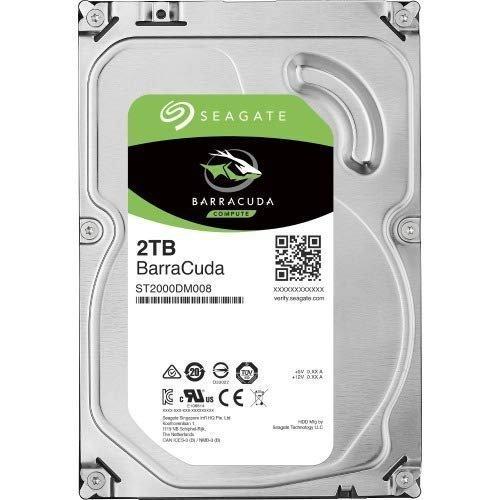 "SEAGATE Barracuda 3,5"" 2TB 256Mb ST2000DM008, 72000Rpm, Desktop HDD"